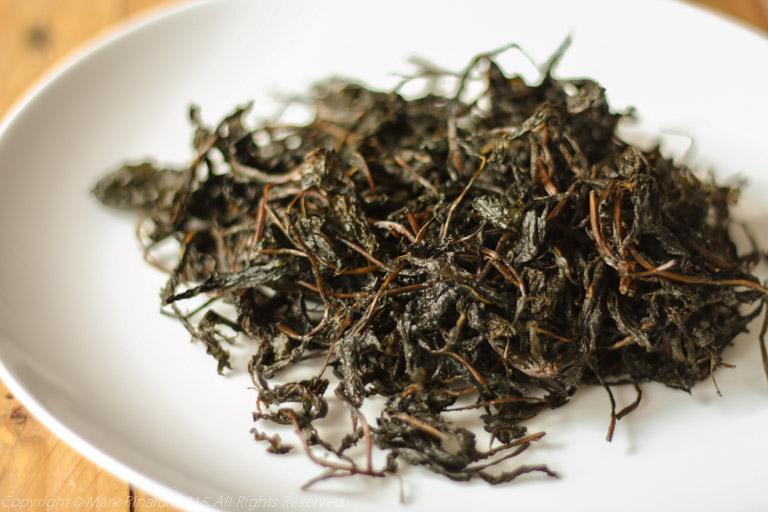 Ndolé, aka Ironweed aka Vernonia