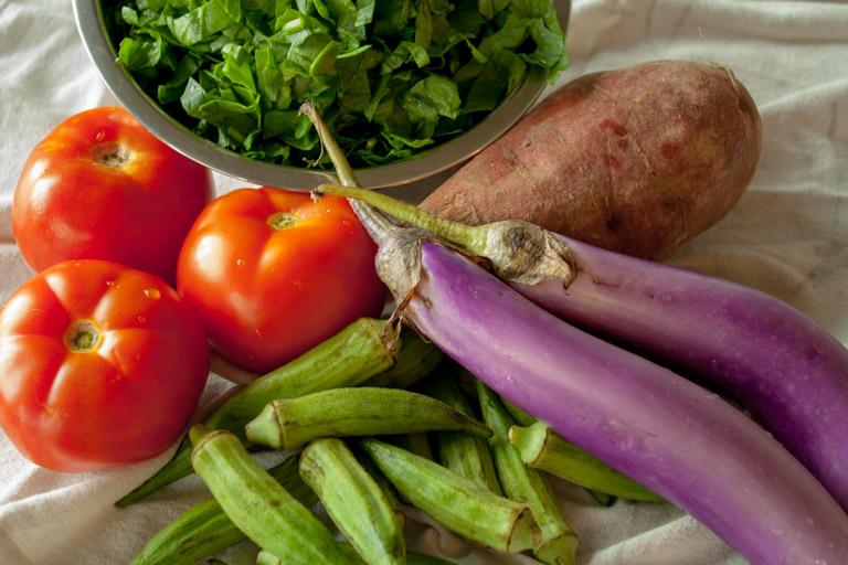 Daraba veggies